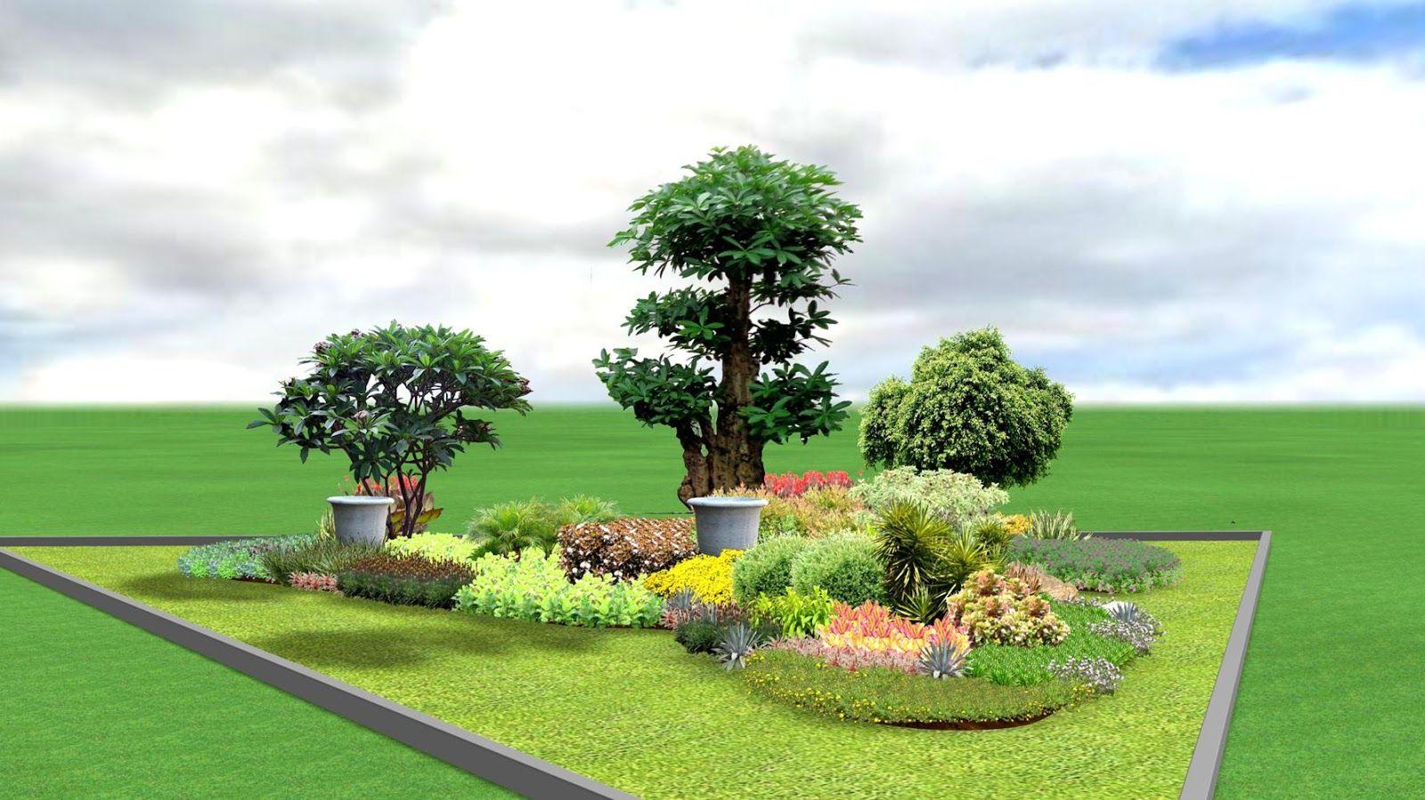 Tukang Taman Surabaya Desain Taman Surabaya Http Www Jasataman Co Id Kebun Kecil Taman Desain Taman
