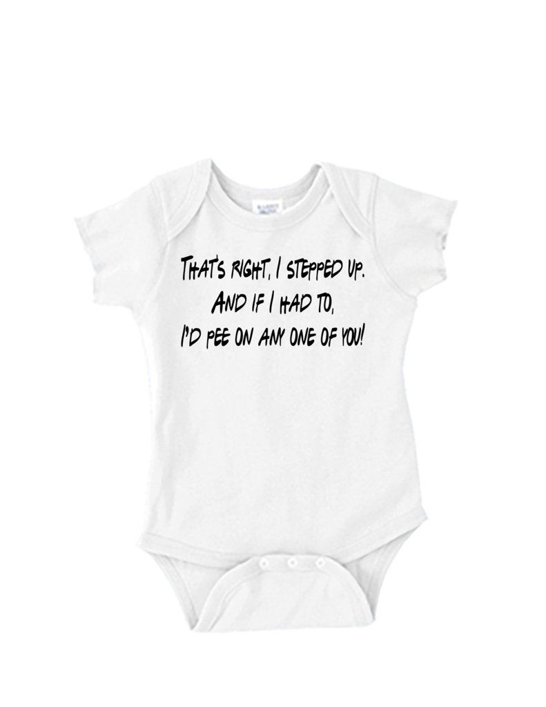 Central Perk Coffee Shop Friends TV Series Baby Bodysuits Baby Shirt for Kids
