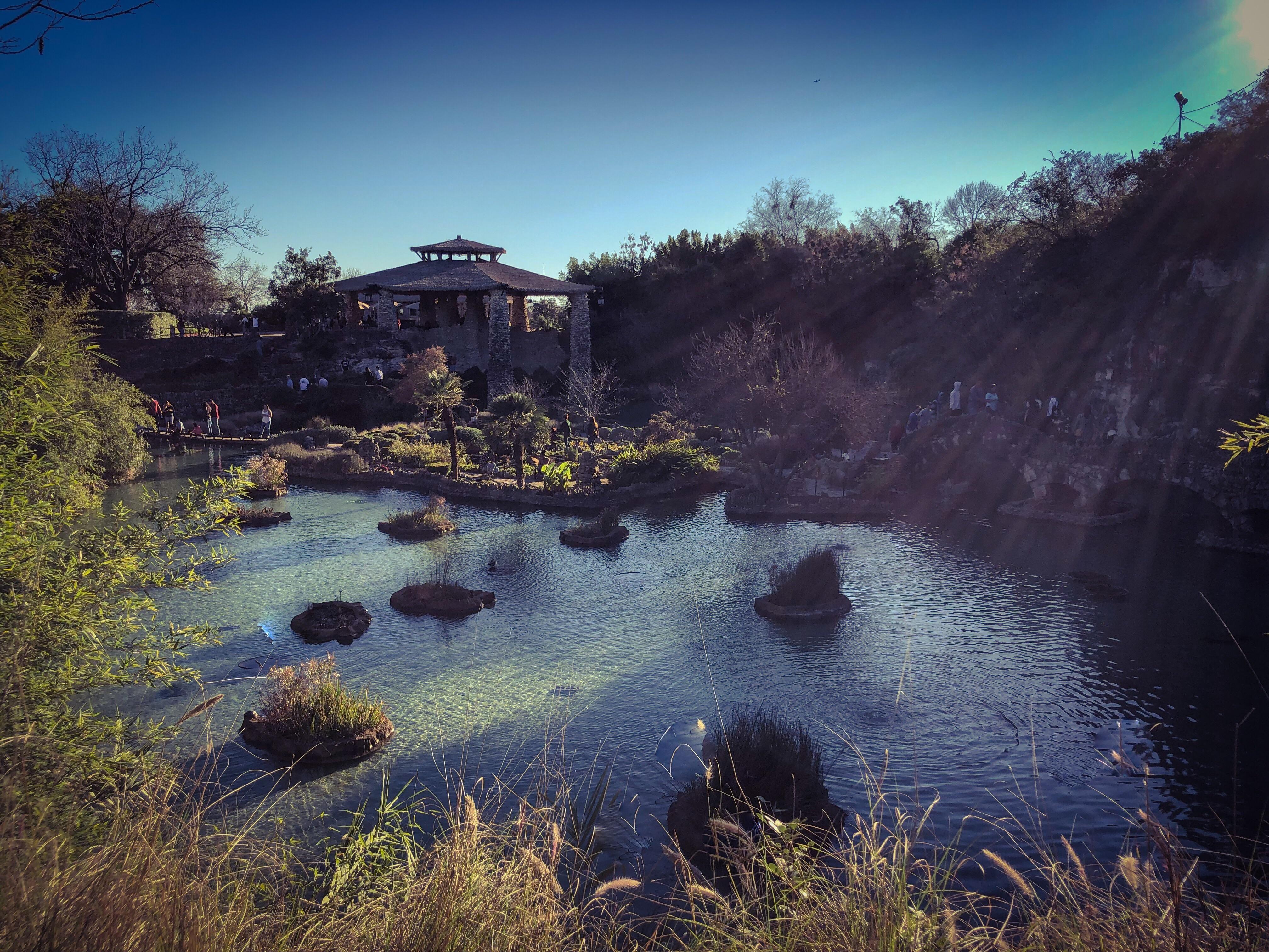 Japanese Tea Garden San Antonio Texas Tea garden, San