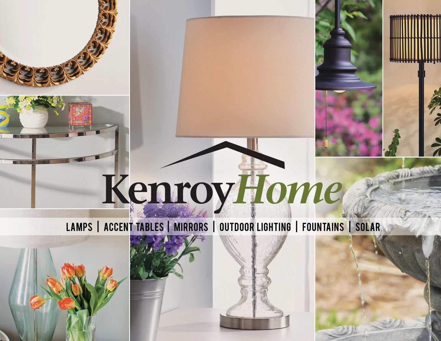 Kenroy Home- Portables Collection