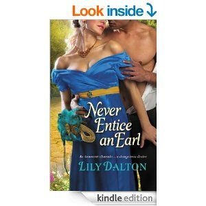 Loved the first book and am blindly recommending this new one. Just bought mine. http://www.amazon.com/Never-Entice-Earl-Scandalous-Season-ebook/dp/B00ECEA32A/ref=tmm_kin_swatch_0?_encoding=UTF8&sr=&qid=