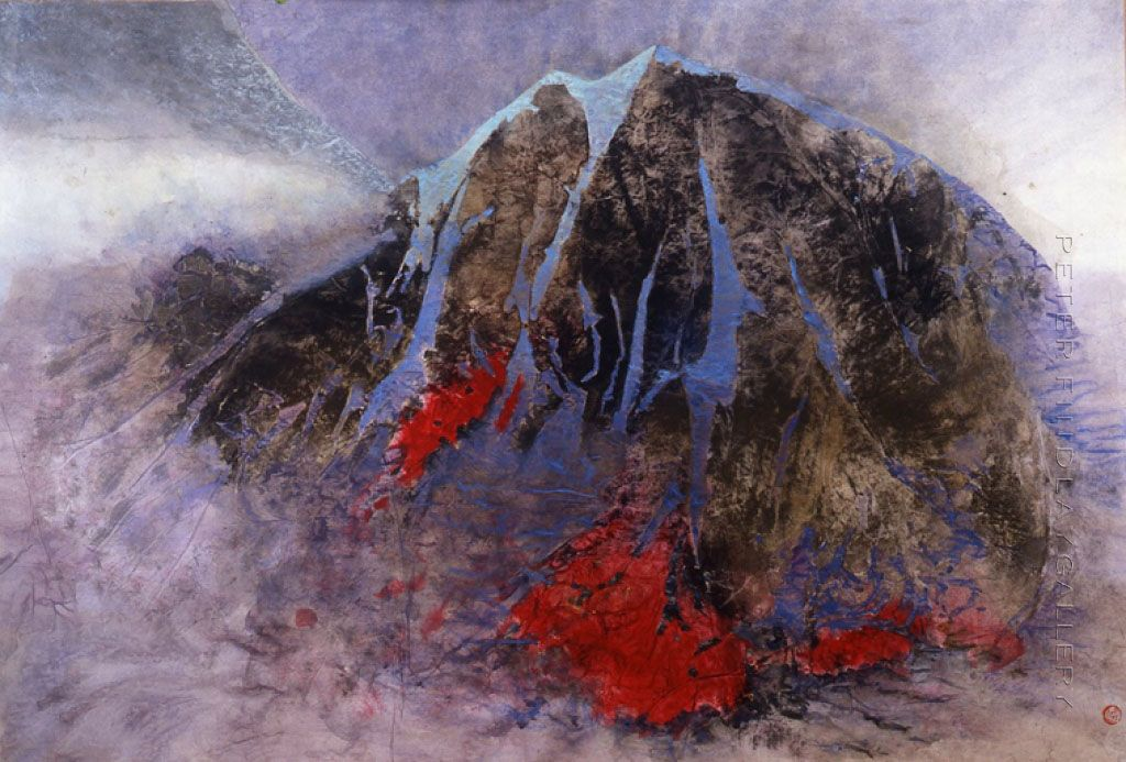 Yang Yanping :: Early Winter :: Peter Findlay Gallery