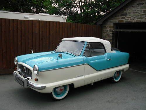 Austin Nash Metropolitan Convertible 1961