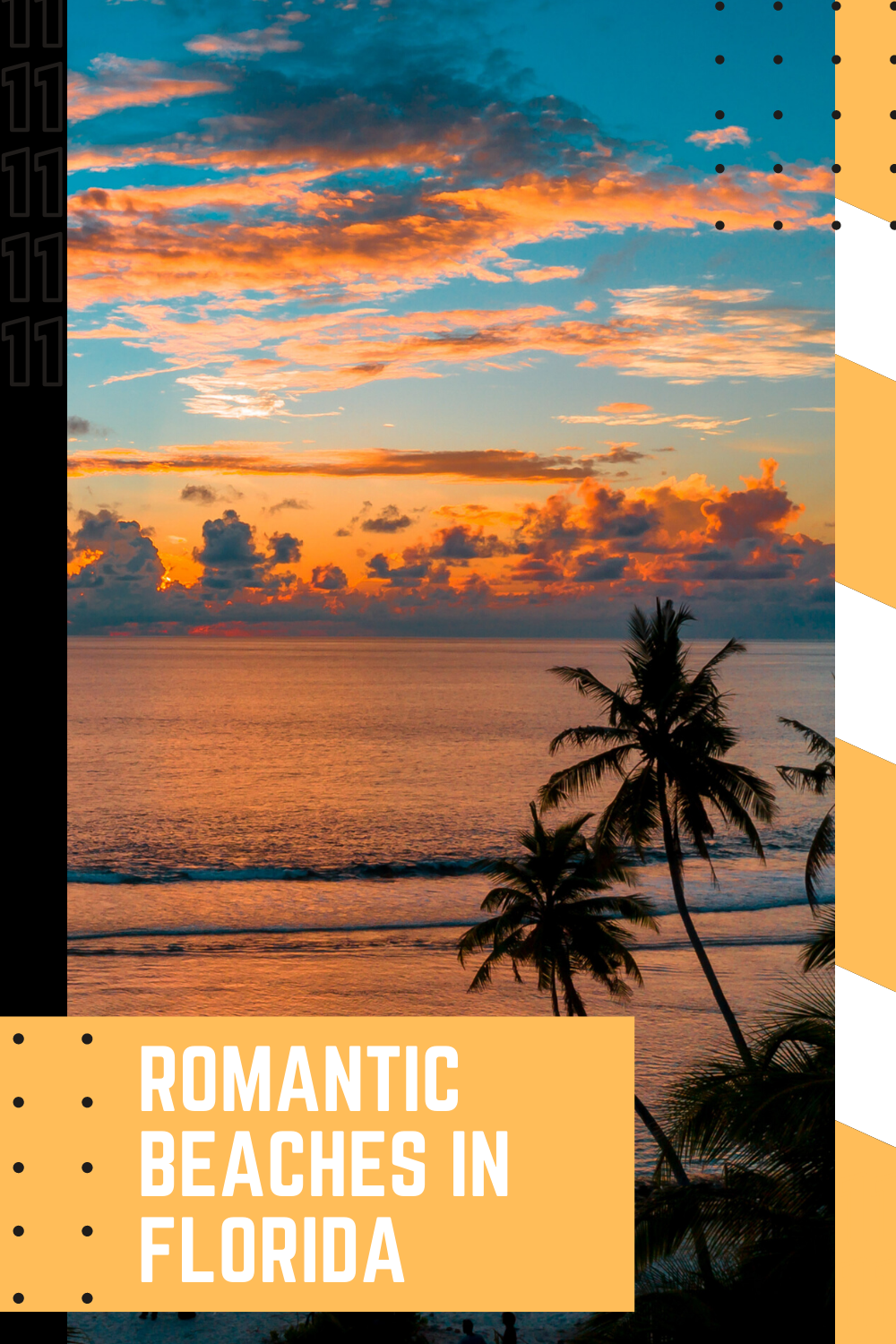 8 Best Romantic Beaches In Florida For Couples Florida Beaches Romantic Beach Romantic Couple Getaways