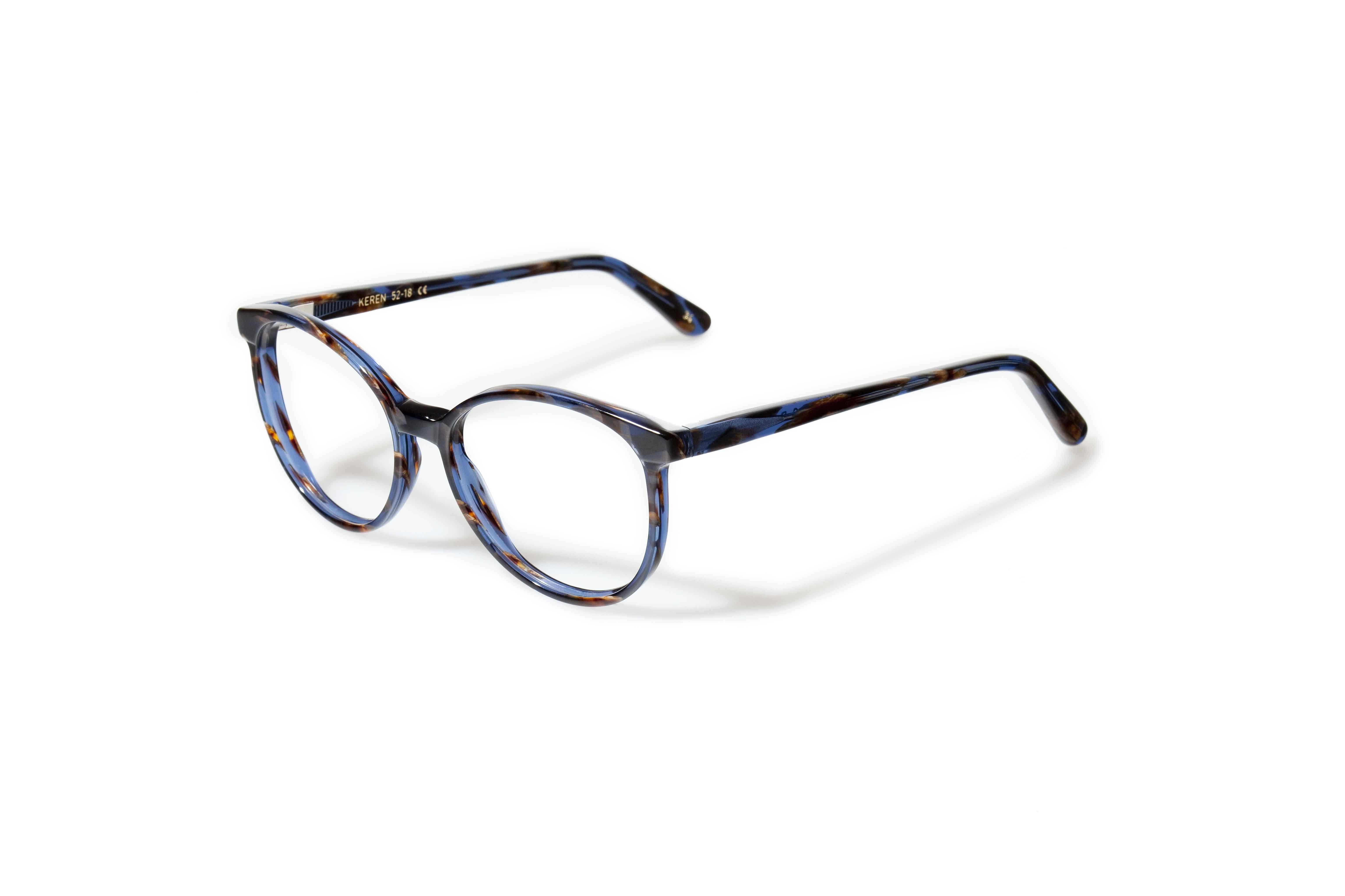 L.G.R sunglasses Mod. KEREN havana blue