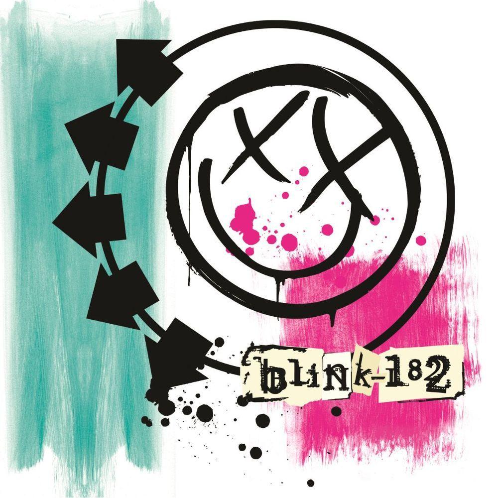 Blink 182 Lp Vinyl Best Buy Blink 182 Album Cover Blink 182 Blink 182 Vinyl
