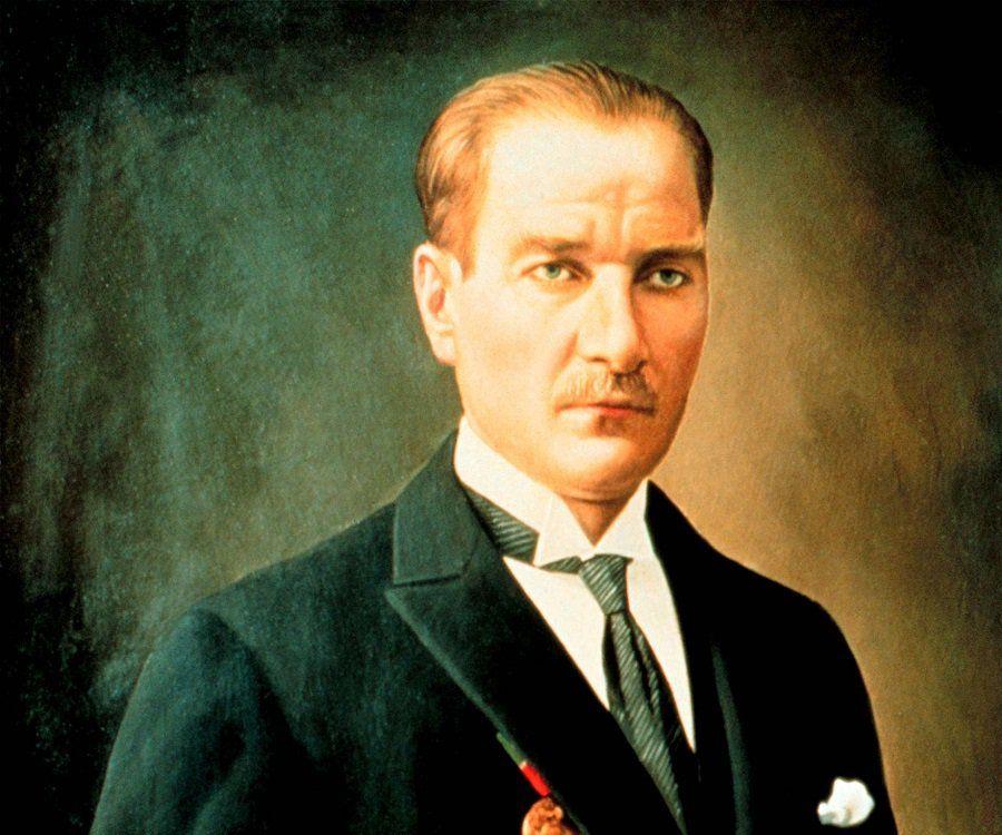 Mustafa Kemal Ataturk Biography Historical Figures Historical Biography