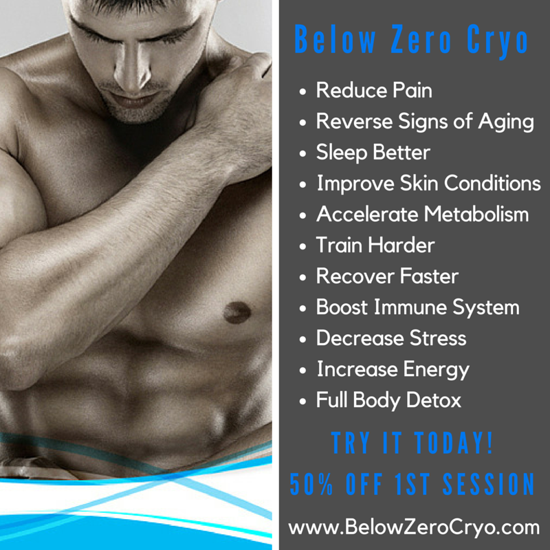 Just A Few Of The Many Benefits Of Cryotherapy Cryotherapy Cryotherapy Benefits Health Technology