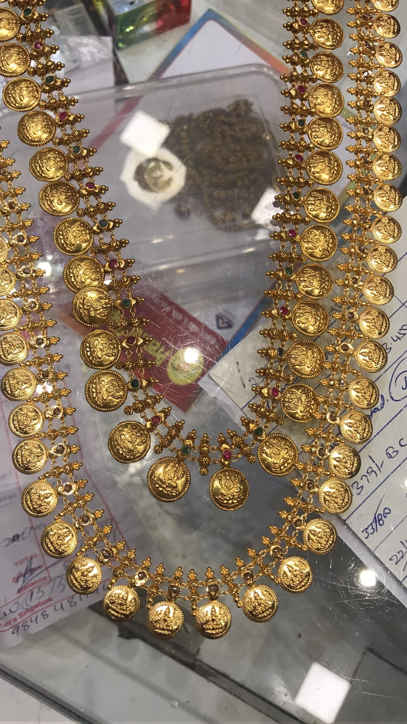 19a34d5456da5 Long necklace Kas 50 GMs *PREMRAJ SHANTILAL JAIN JEWELLERS ...