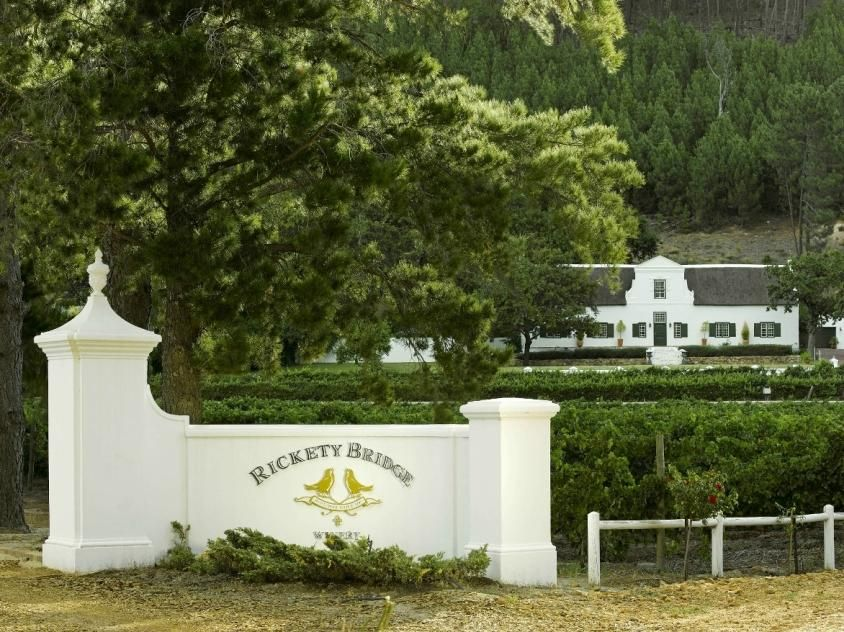 Rickety Bridge Estate South africa - Google Search