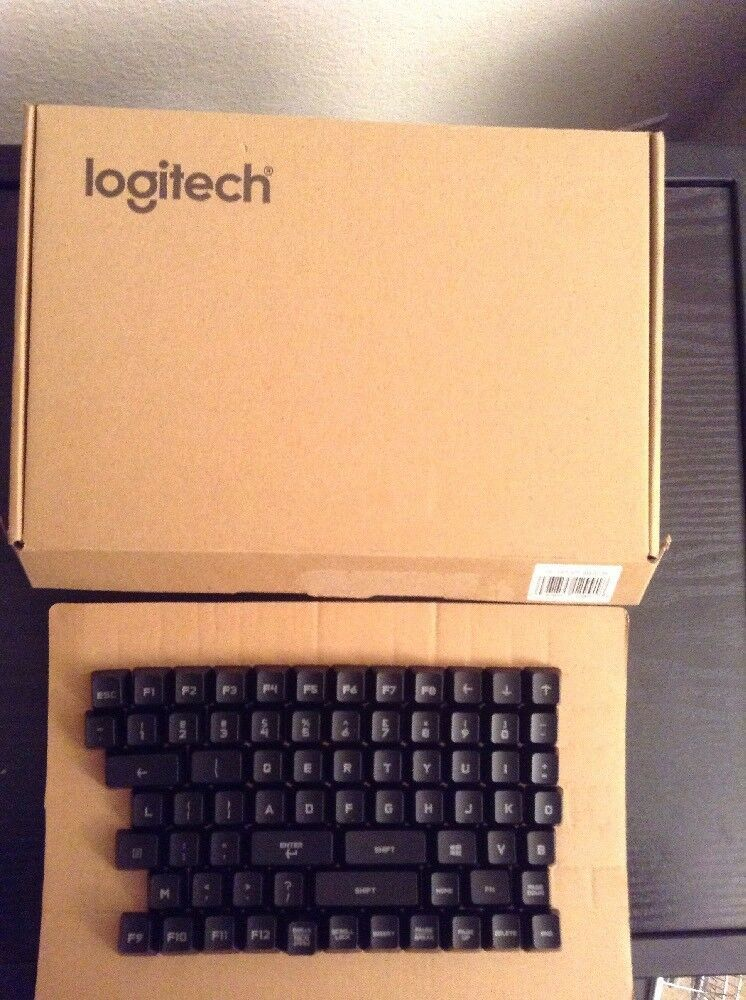 Two Original Replacement Key Caps for Logitech G Pro Gaming
