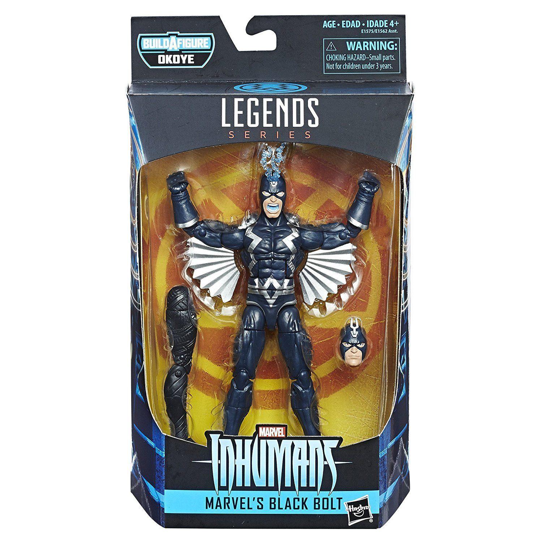 """Marvel Legends Series Inhumans /""""BLACK BOLT/"""""""