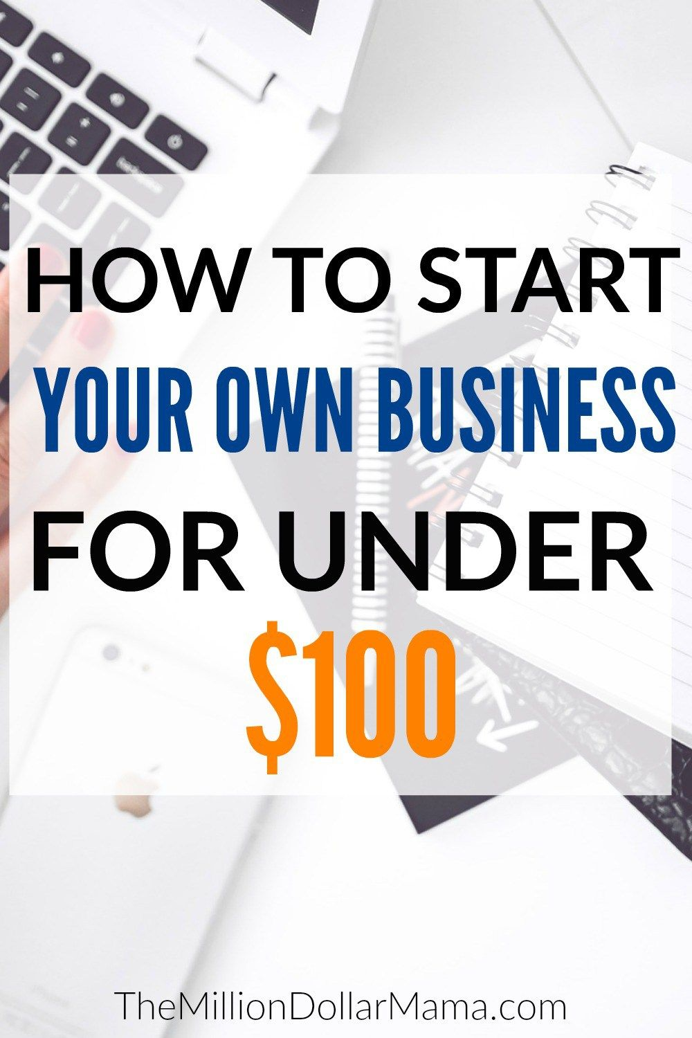 5 Low-Cost Business Ideas You Can Start Today | Work From Home ...