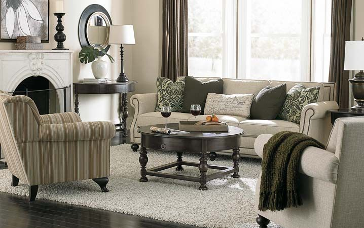 Bernhardt Furniture Brae Sofa With Images Living Room Sofa