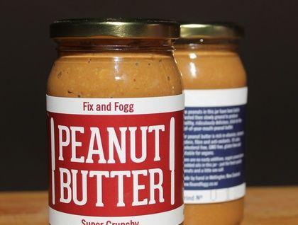 Peanut Butter  - Super Crunchy