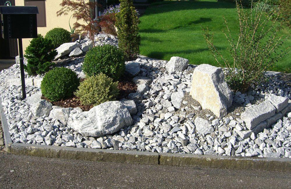 muschelkalk steingarten google suche beete mit kies pinterest muschelkalk steingarten. Black Bedroom Furniture Sets. Home Design Ideas