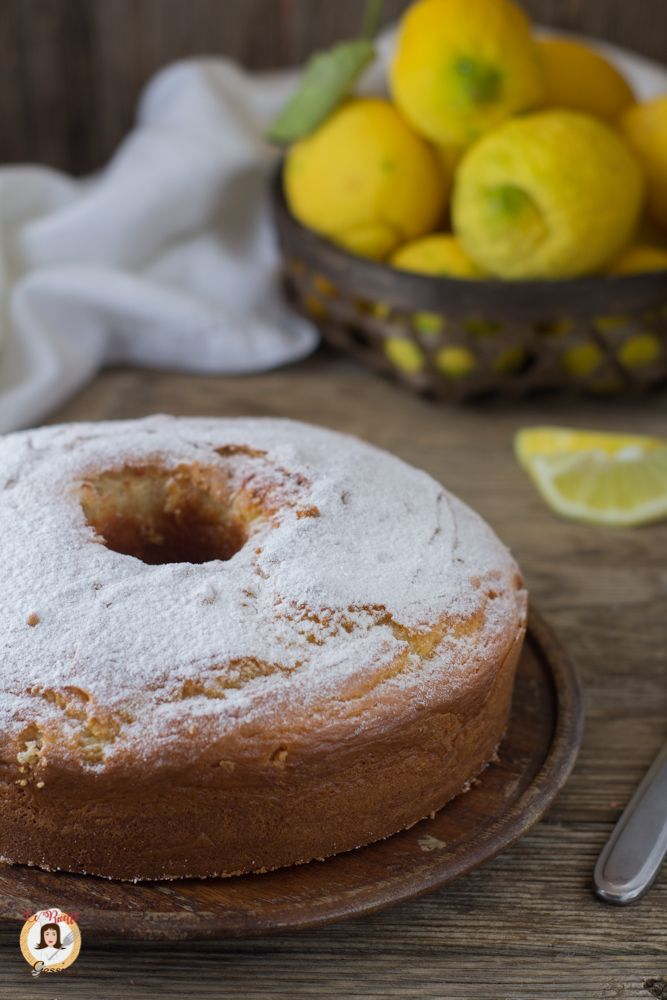 Torta alla ricotta senza uova al gusto di limone o arancia , Anche Bimby
