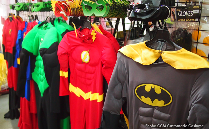 Fancy That Where to Find Costume Shops in Singapore