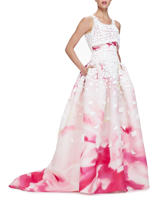 Carolina Herrera Dresses & Carolina Herrera Gowns | Neiman Marcus ...