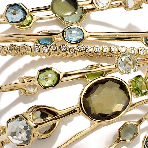 IPPOLITA Gelato Collection - Earrings, Bangles, Necklaces and Rings at Bromberg's