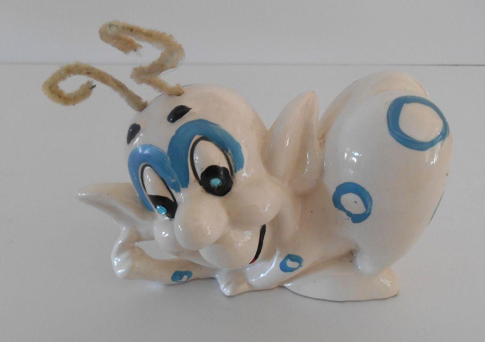 1950 S 60 S Vintage Kreiss Psycho Ceramic Figure Nr Mint Wow Ceramic Figures Collectible Figurines Ceramics