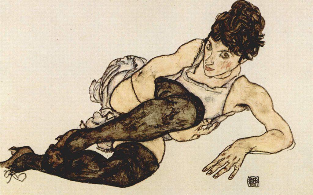 Egon Schiele 020 - Egon Schiele - Wikipedia