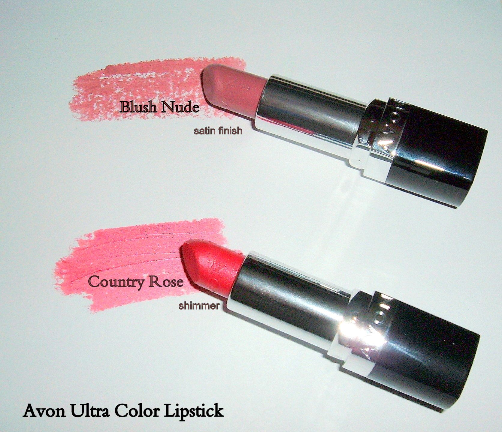 ❤ AVON ULTRA COLOR LIPSTICK. The Blush Nude is a fabulous shade ...