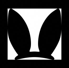 Easter Bunny Ears Silhouette Rabbit Silhouette Diy Bunny Ears Cricut Easter Ideas