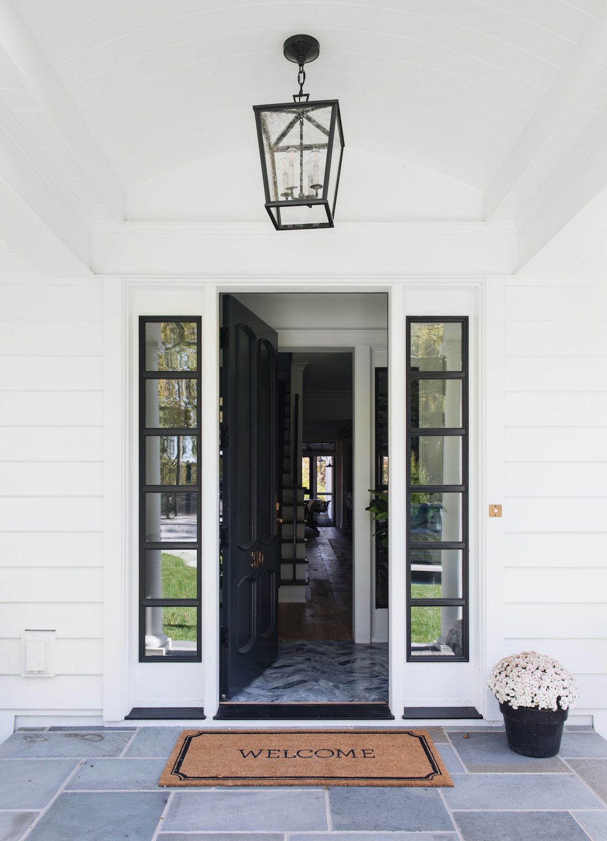 this dream home has the most beautiful fridge ever on gorgeous modern farmhouse entryway decorating ideas produce a right one id=98307