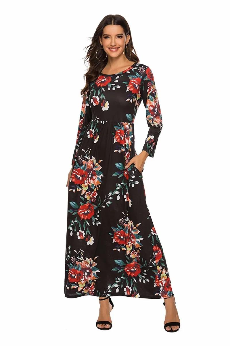 19 Stylish Maxi Dresses With Pockets You May Want To Add To Your Wardrobe Stylish Maxi Dress Maxi Dress Long Maxi Dress [ 1200 x 800 Pixel ]