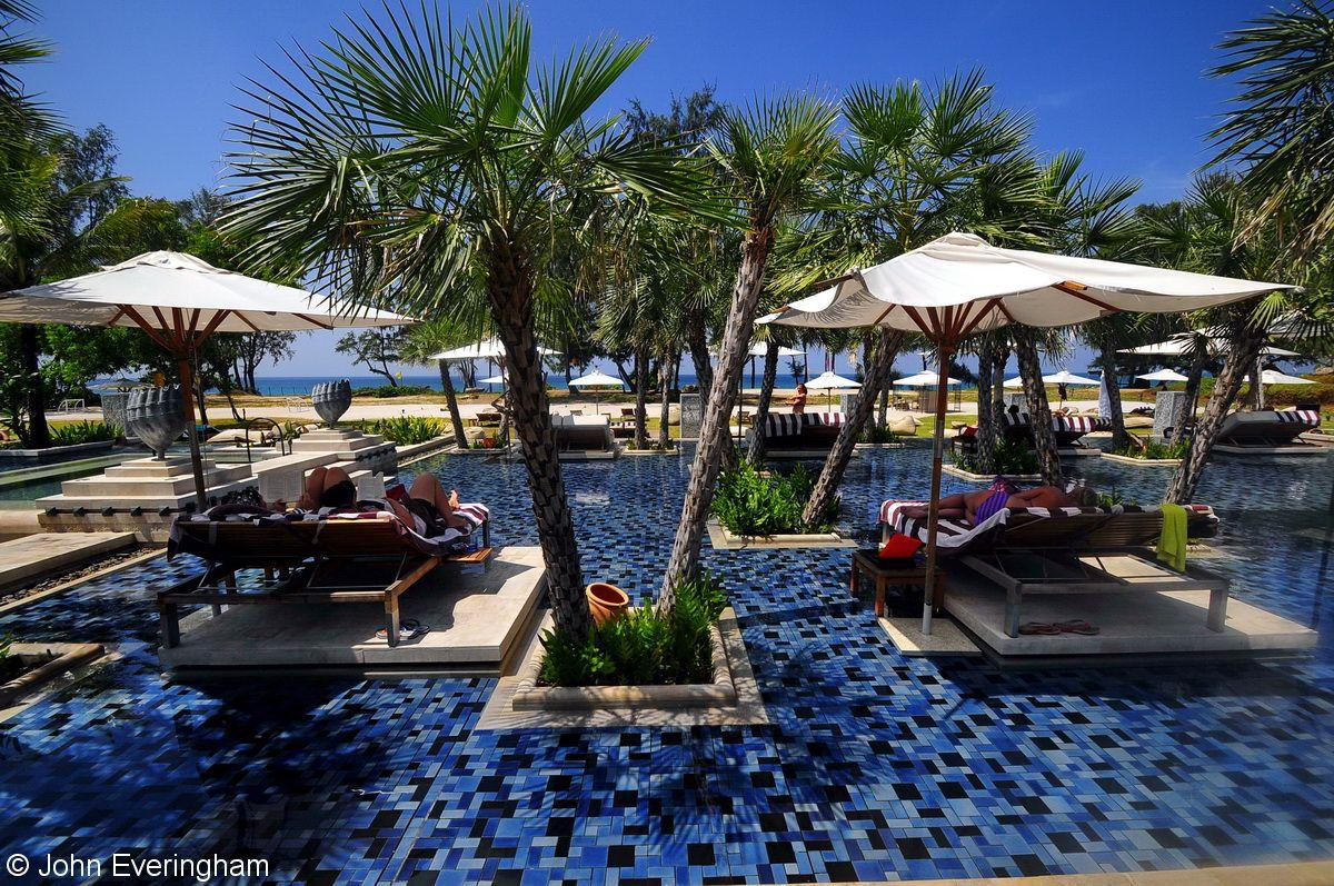 Boathouse Resort on Kata Beach Phuket