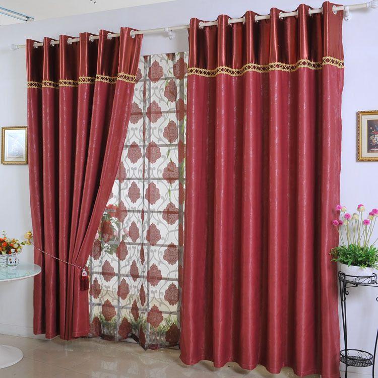 cortinas gruesas para dormitorios buscar con google