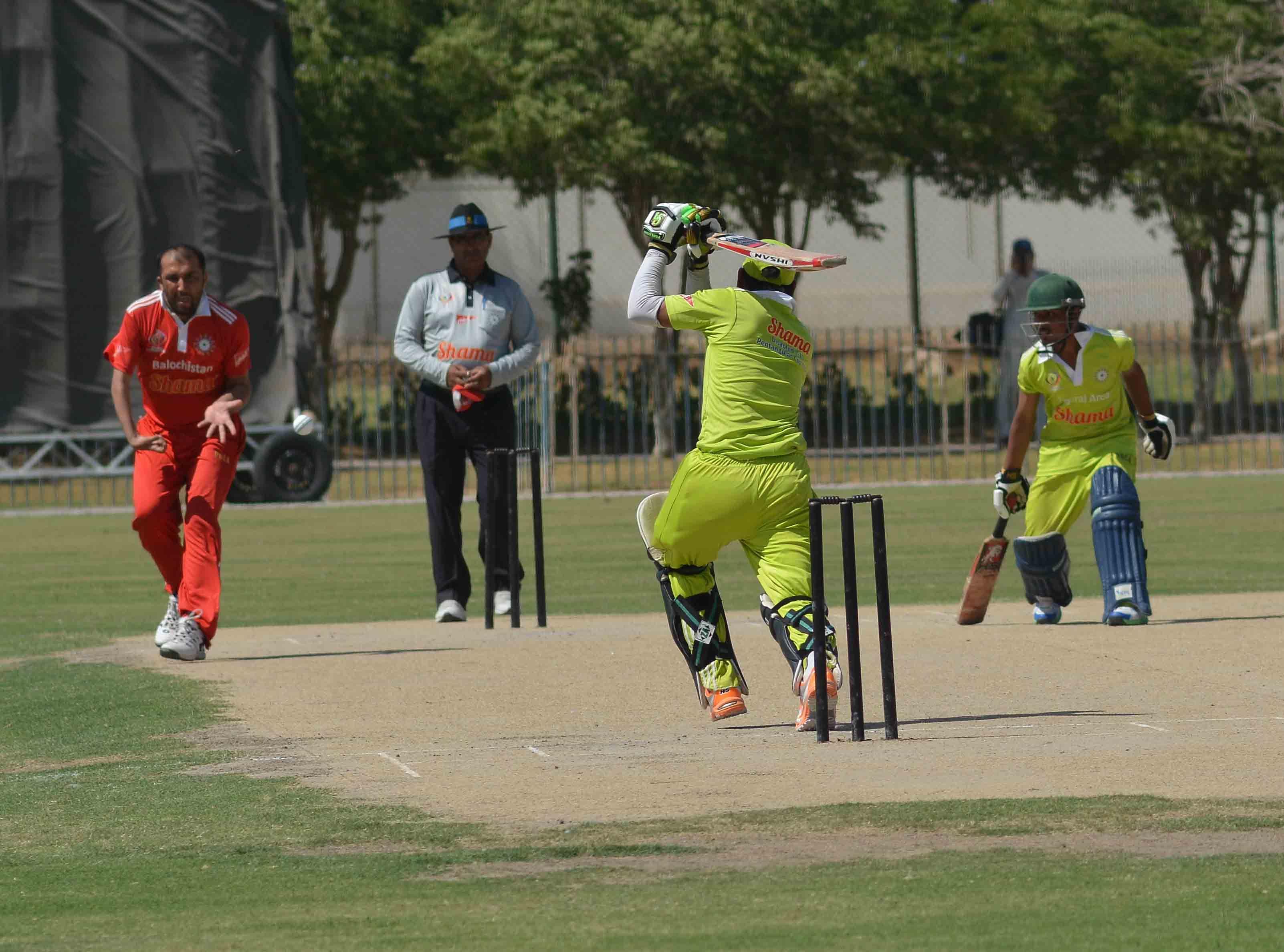 Match Between Federal Area VS Balochistan At UBL Sports Complex.  Further Info: http://goo.gl/beCD7z