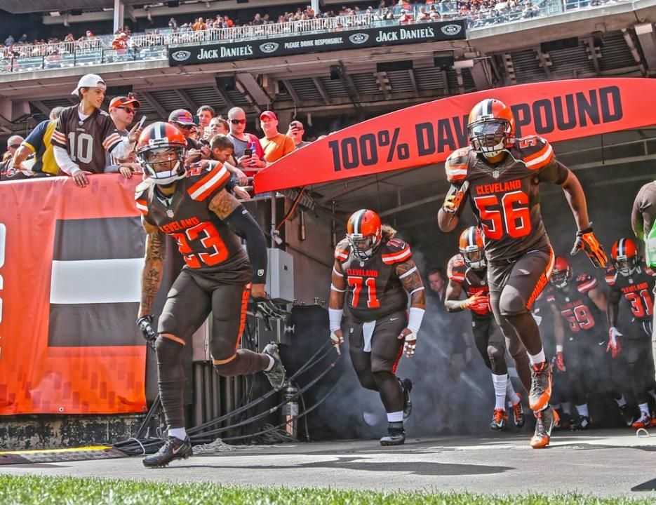 Cleveland Browns Cleveland browns history, Cleveland