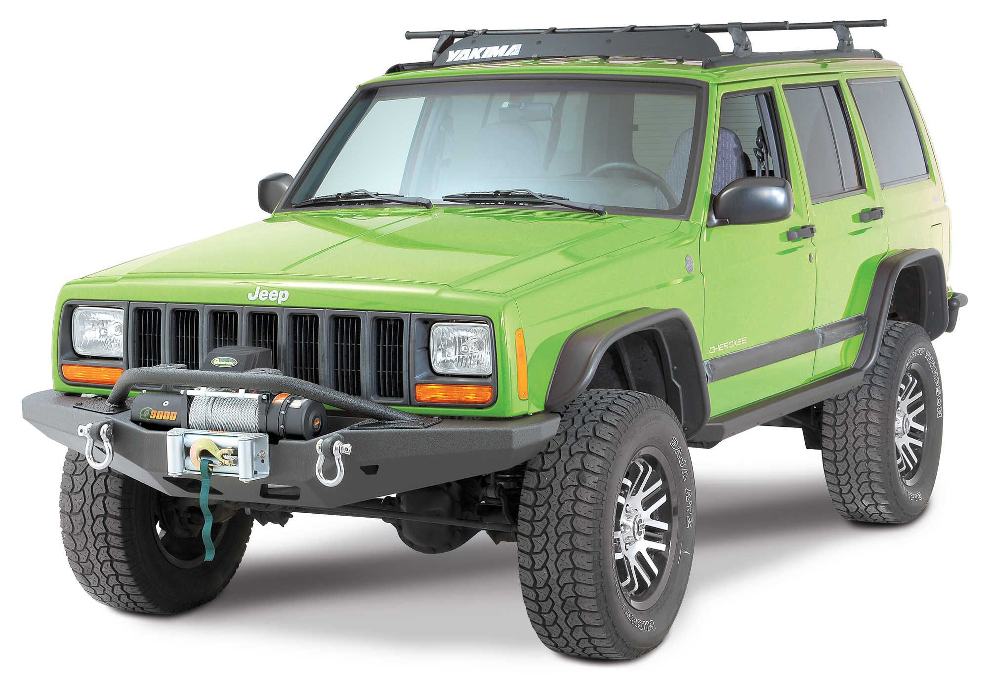Smittybilt Xrc Multi Optional Design M O D Front Bumper With
