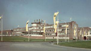 Opel - 1962 - Opelin uusi Bochumin tehdas, 1962.