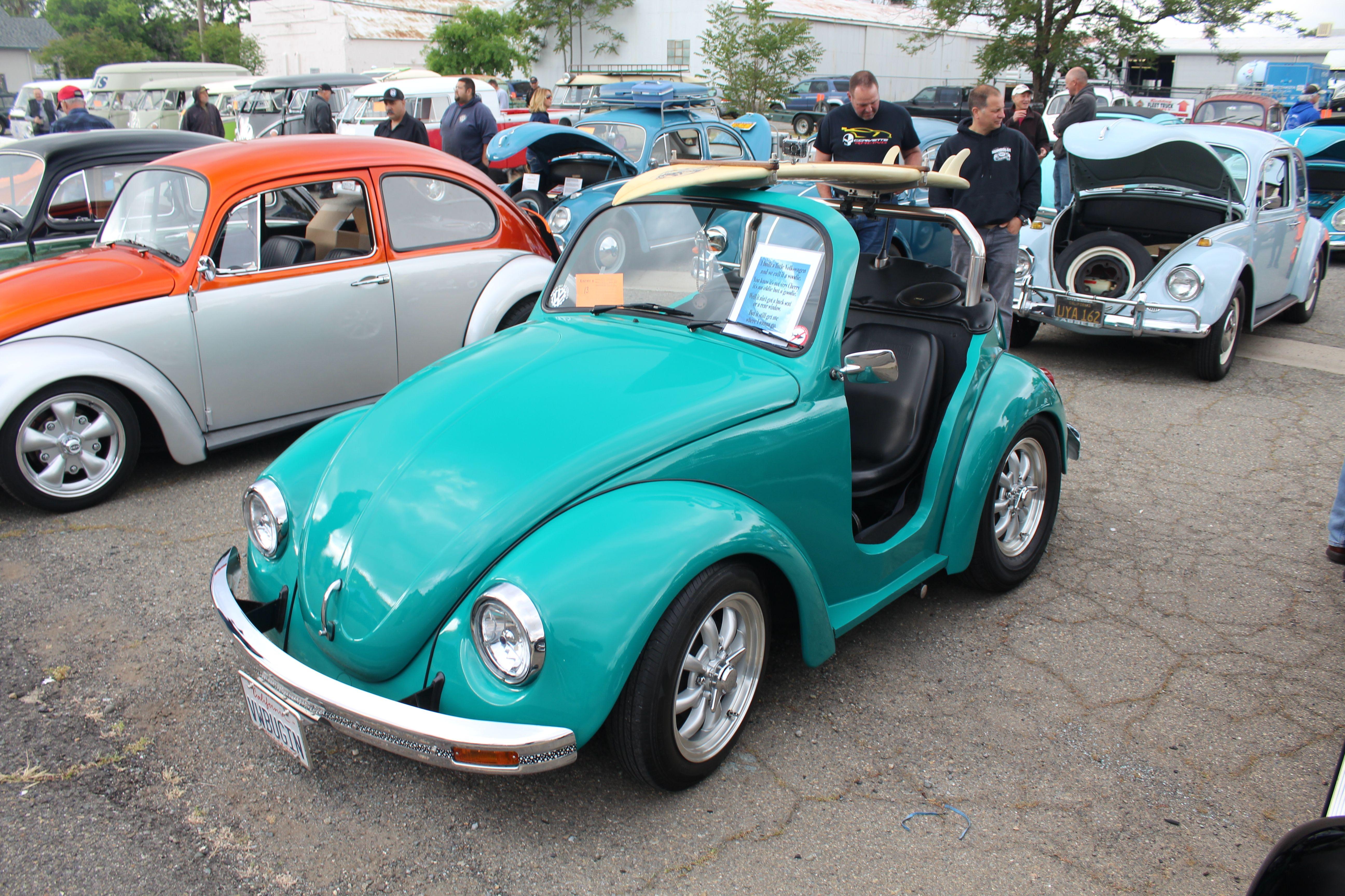 Redding Ca Wolfgang Vw Show Vw Beetles Beetle Vehicles