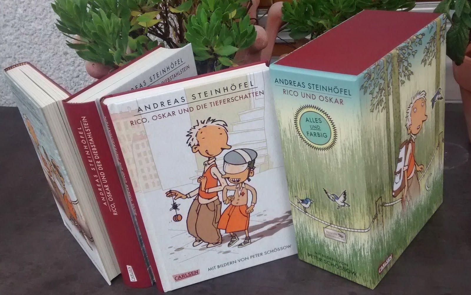 Books Andreas Steinhofel Rico Oskar Und Der Diebstahlstein Rico Und Oskar 3 4 Mit Bildern Andreas Steinhofel Andreas Bilder