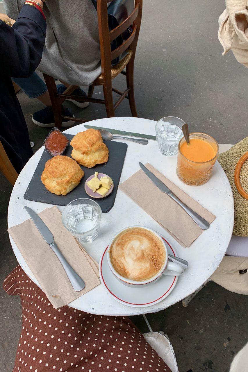 Treize Bakery: An English-Style Breakfast in Paris Paris restaurants, Bakery, Delicious fruit