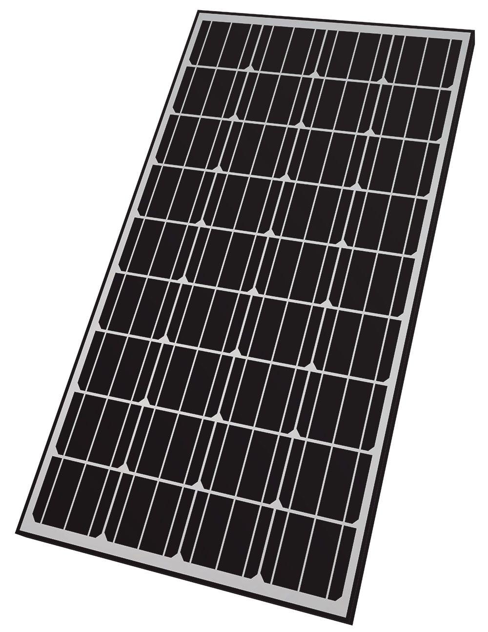 Solar Charger 165 Watt Monocrystalline Solar Panels Best Solar Panels Solar Panels