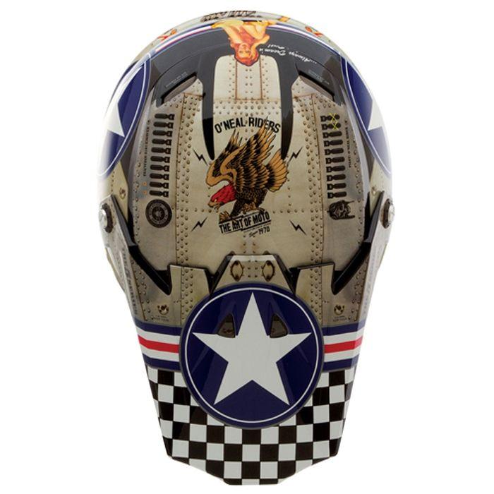 O Neal 5 Series Wingman Helmet Motocross Helmets Helmets And