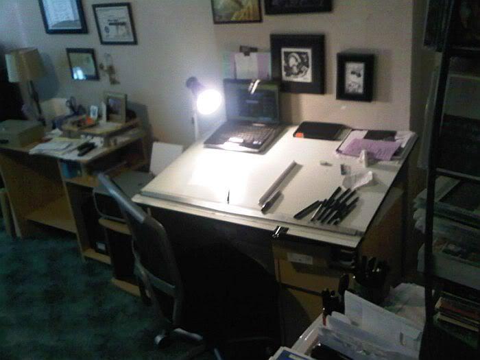 Image Result For First Year Drafting Student Desk Setup Studio Setupstudio Ideasart