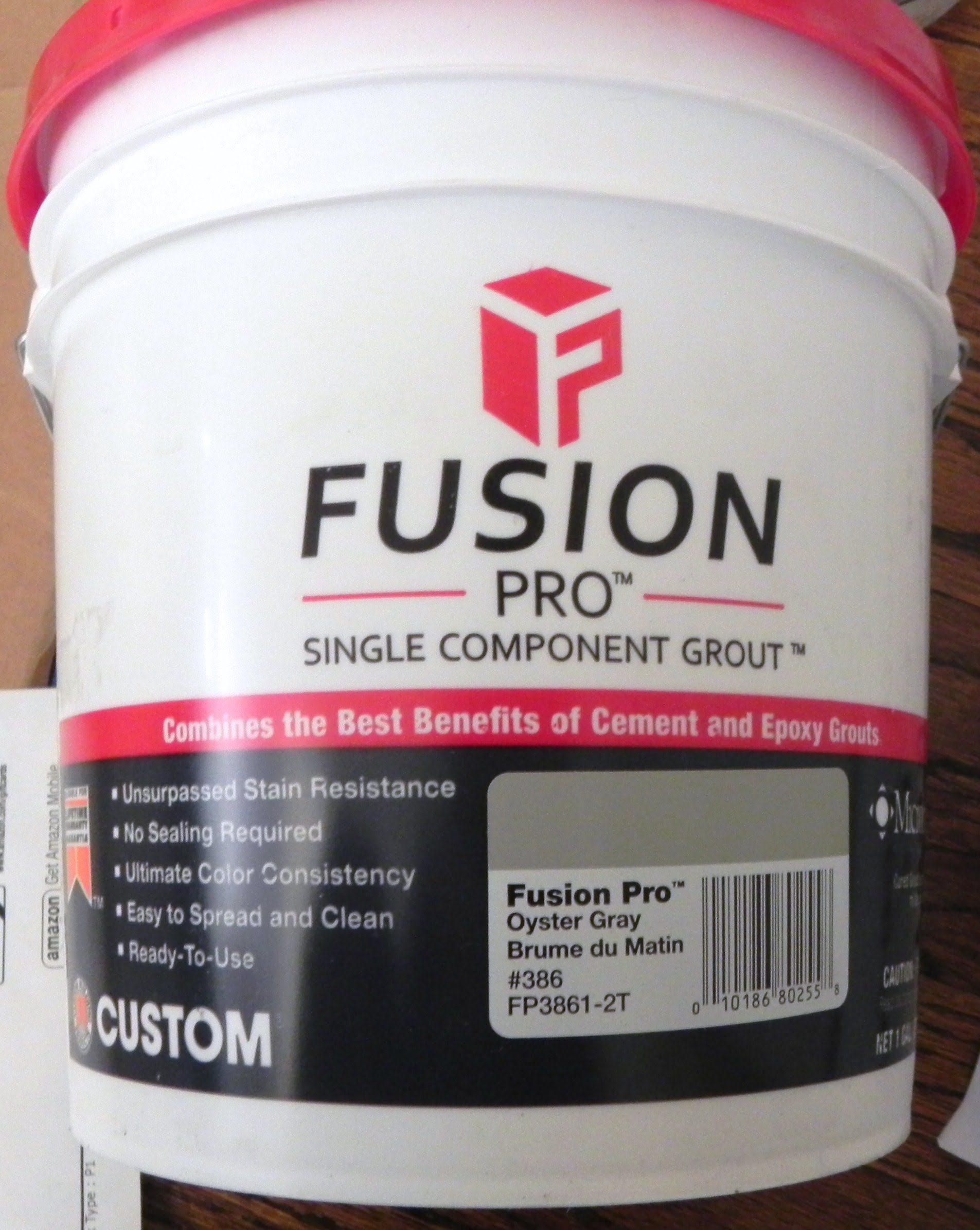 How to Grout with Fusion Grout Tips and Tricks by