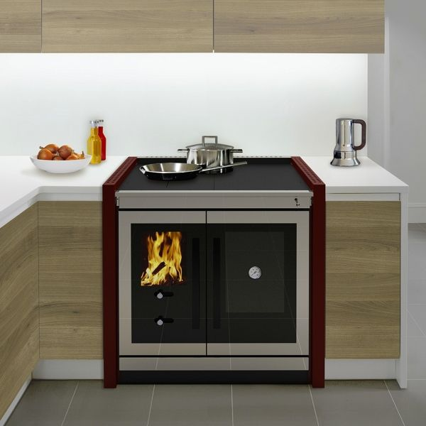 cuisini re bois mbs magnum cuisini re bordeaux et bois. Black Bedroom Furniture Sets. Home Design Ideas