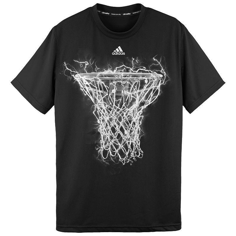 Diploma muy agradable mecanógrafo  Boys 8-20 Adidas Basketball climaLite Tee, Boy's, Size: | Ropa deportiva  adidas, Ropa de moda, Ropa deportiva