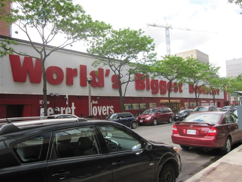 largest adult bookstore Worlds