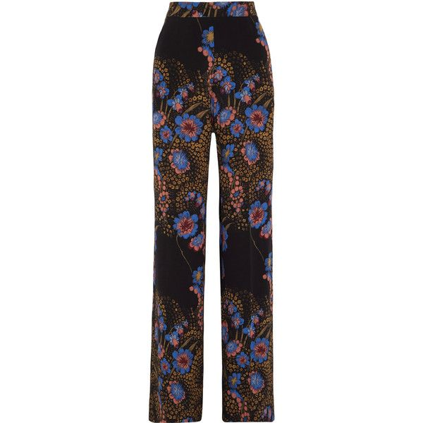 Etro floral print wide-leg trousers Visa Payment Discount Cheap Buy Cheap Explore In China Discount Shop For MMv5MYO
