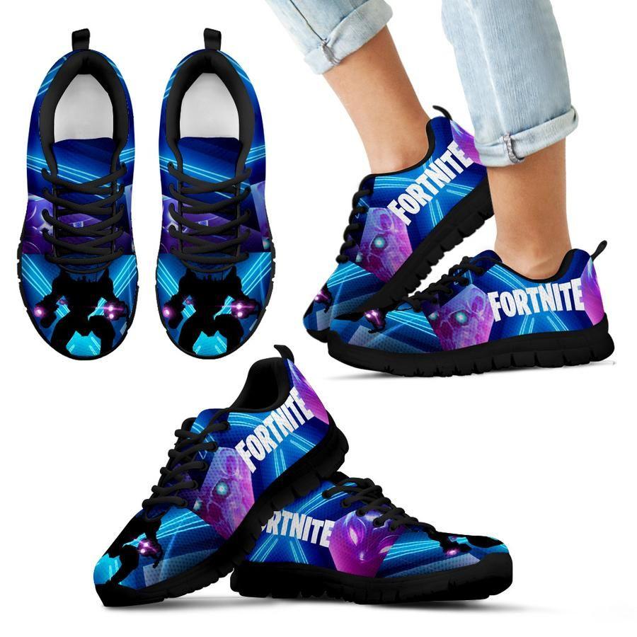 Fortnite Season 10 Kids Sneakers | Hype