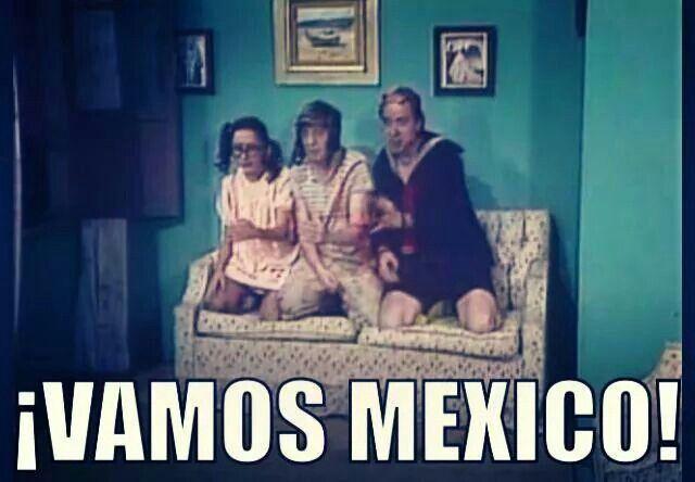 A La Bi A La Ba A La Bin Bom Ba Mexico Mexico Ra Ra Ra If You