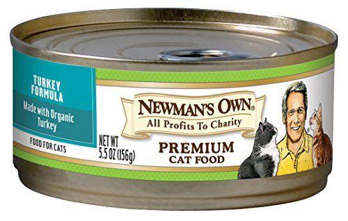 Newman's Own Turkey Formula for Cats, 5.5-Ounce Cans (Pack of 24) Newman's Own http://www.amazon.com/dp/B000VK6TKY/ref=cm_sw_r_pi_dp_AV-7ub1KH0Z4Z